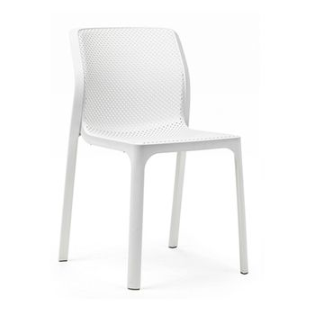 Chaise Bit blanc