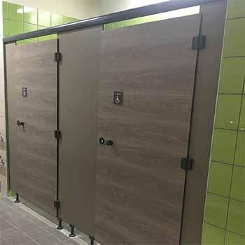 Cabine sanitaire PMR Stratéo