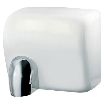 seche mains automatique extreme blanc